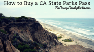 how to buy a california state parks pass