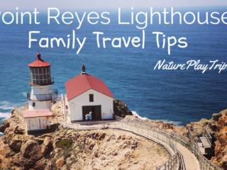 Point Reyes Lighthouse Family Travel Tips