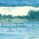 2 Kid-Friendly San Diego Beaches with Playgrounds