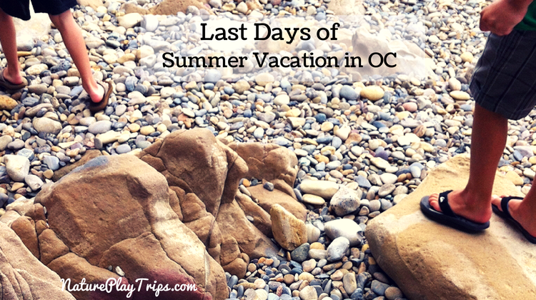 How to Spend Your Last Days of Summer Vacation in OC