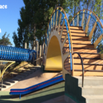 Dennis the Menace Playground in Monterey, California