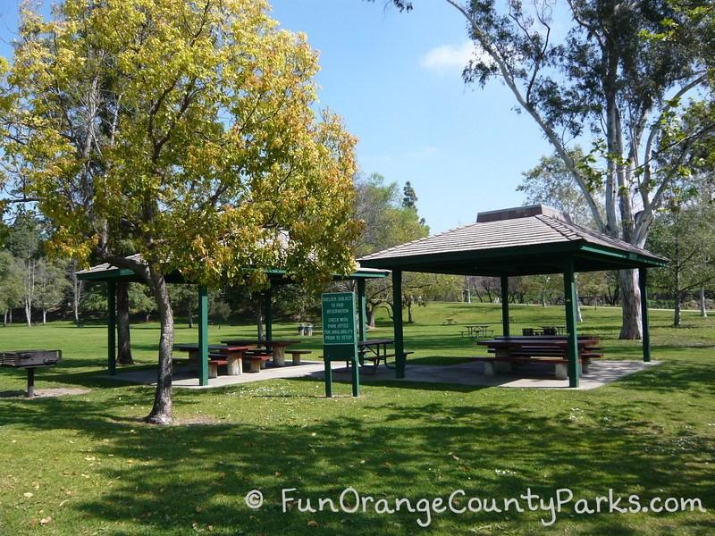 carbon canyon regional park brea picnic shelter