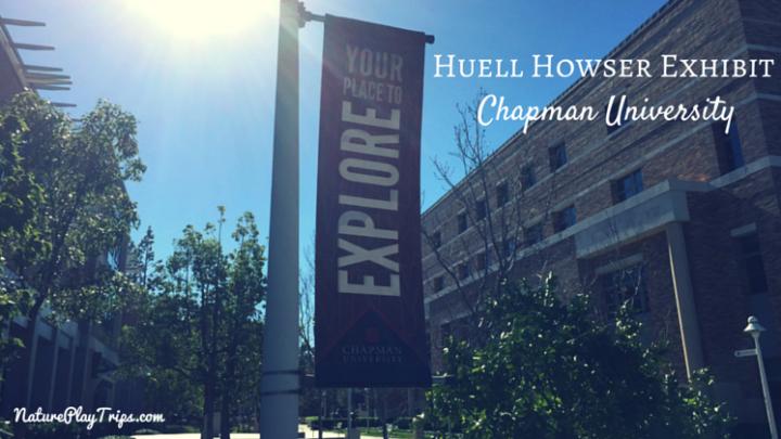 Huell Howser Exhibit at Chapman University