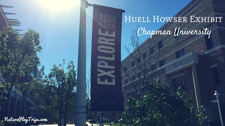 Huell Howser Exhibit Chapman University