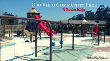 Oso Viejo Community Park Mission Viejo