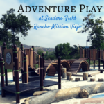 Adventure Play Park at Sendero Field in Rancho Mission Viejo