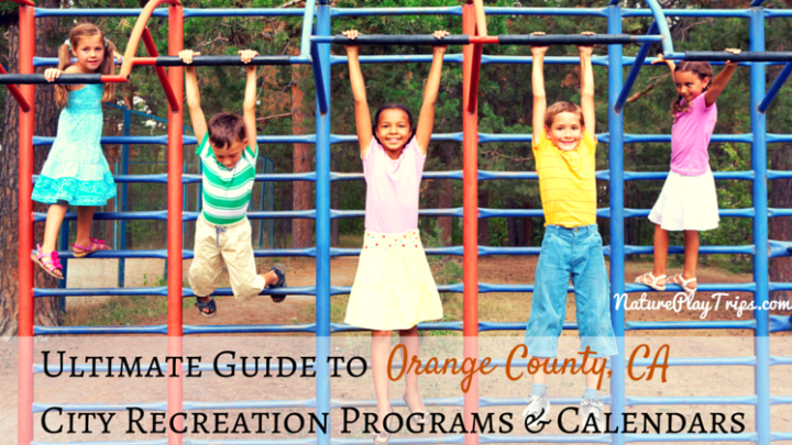 Ultimate Guide to City Recreation Programs and Calendars in OC