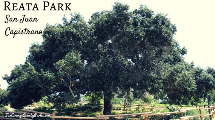 Reata Park in San Juan Capistrano
