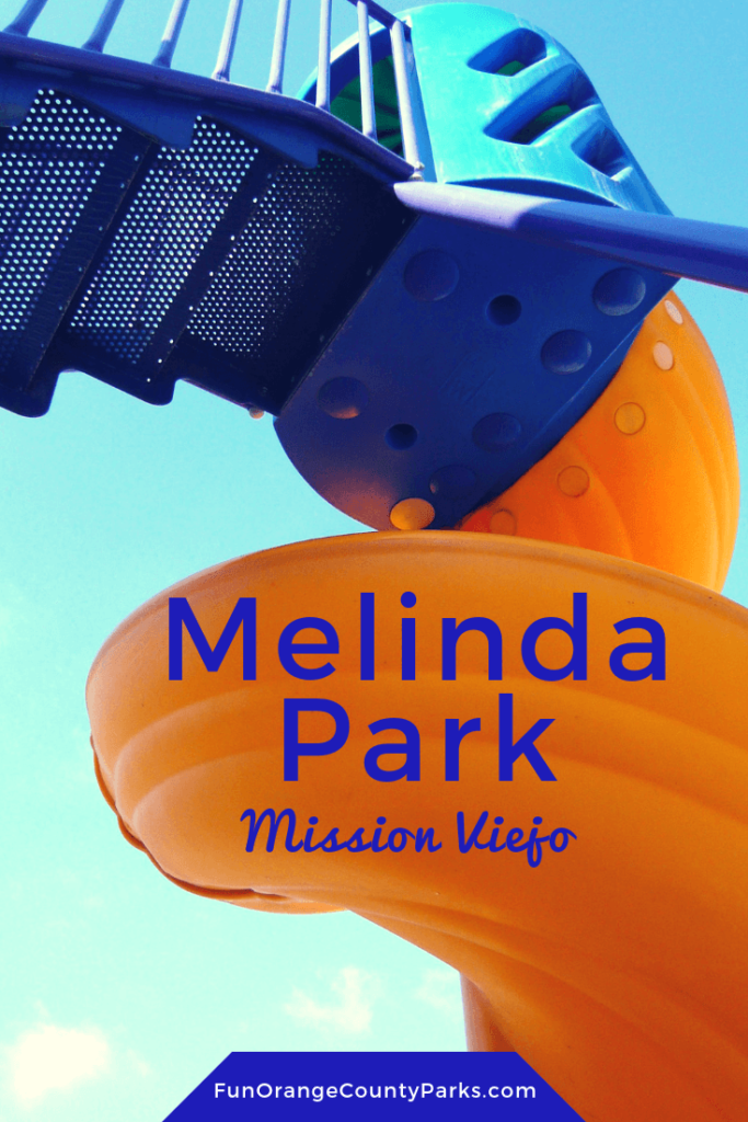 Melinda Park Mission Viejo pin