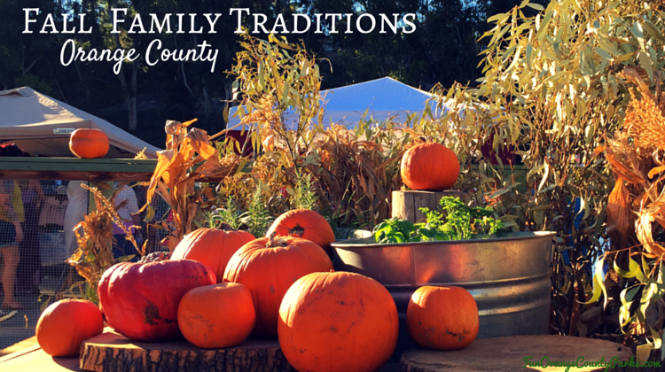 Best Outdoor Fall Family Traditions in OC