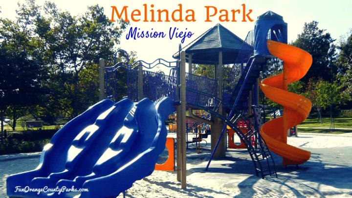 Melinda Park in Mission Viejo