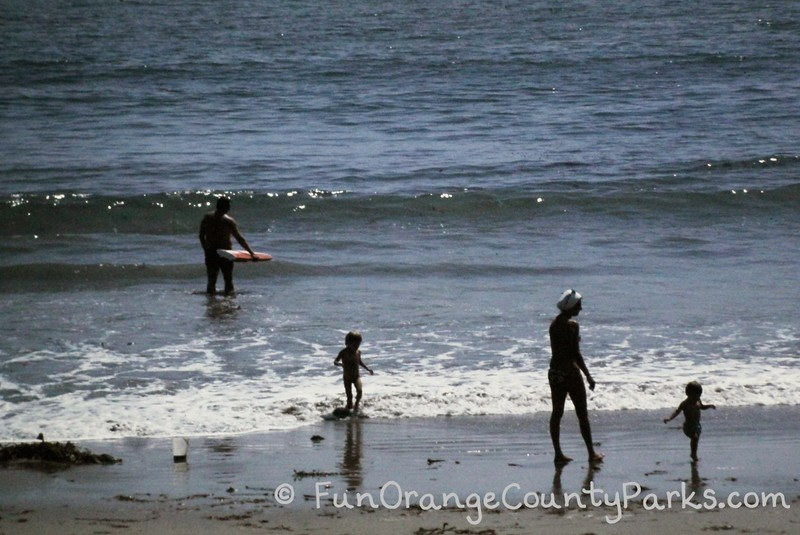 places for babies to play family beach day