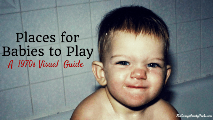 Places for Babies to Play: A 1970s Visual Guide