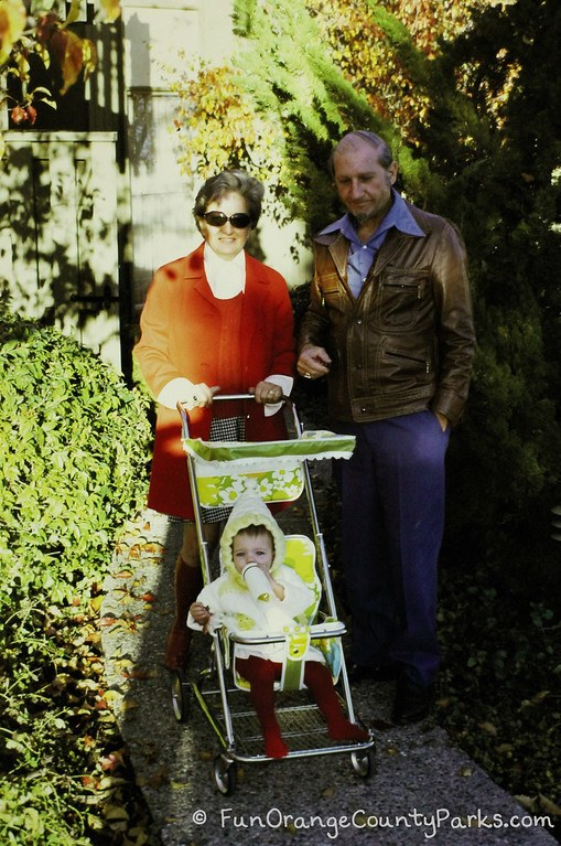places for babies to play walk with grandparents
