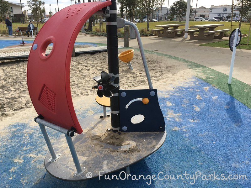 helicopter play structure