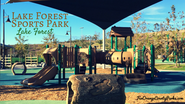 Lake Forest Sports Park Playgrounds and Recreation Center