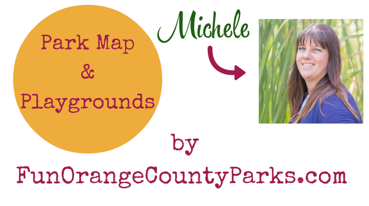Park map and playgrounds
