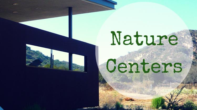 nature centers oc