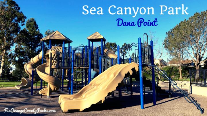 Sea Canyon Park in Dana Point