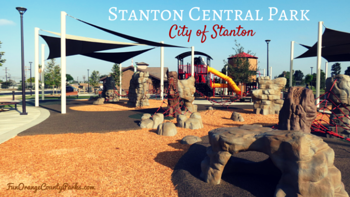 Stanton Central Park and Splash Pad