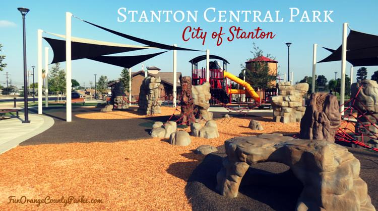 Stanton Central Park playground