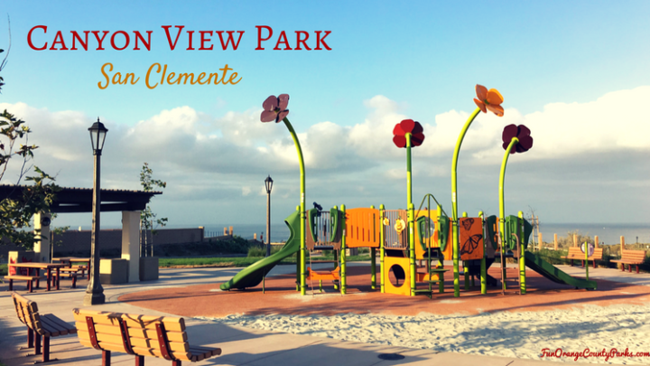 Canyon View Park at Sea Summit in San Clemente