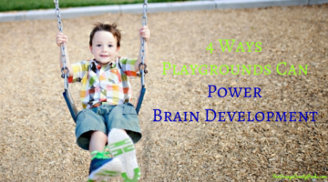 4 Ways Playgrounds Can Power Brain Development