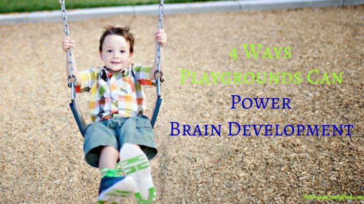 4 Ways Playgrounds Can Power Brain Development