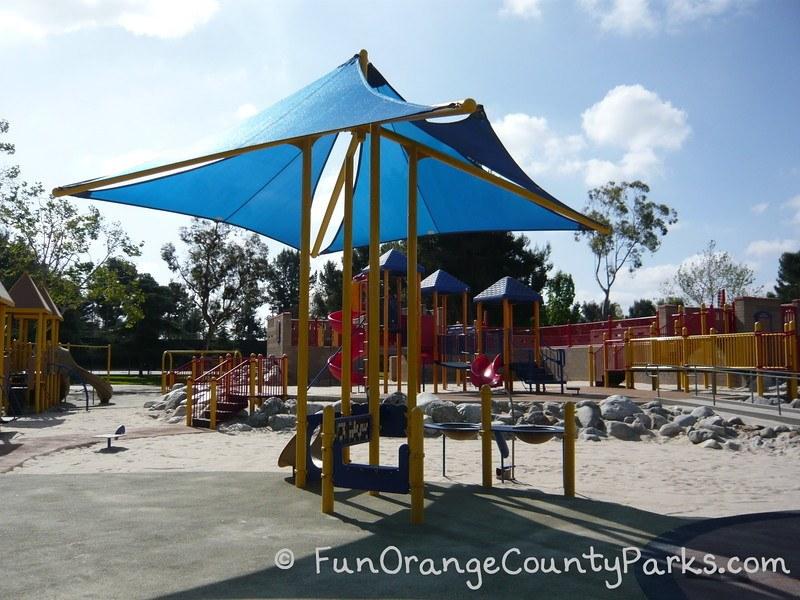 northwood community park irvine - playground