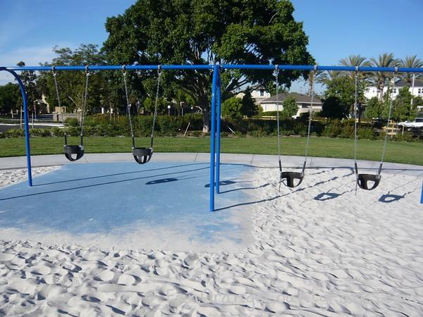 sweet shade park baby swings