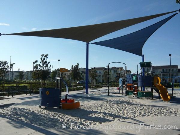sweet shade park little kid playground