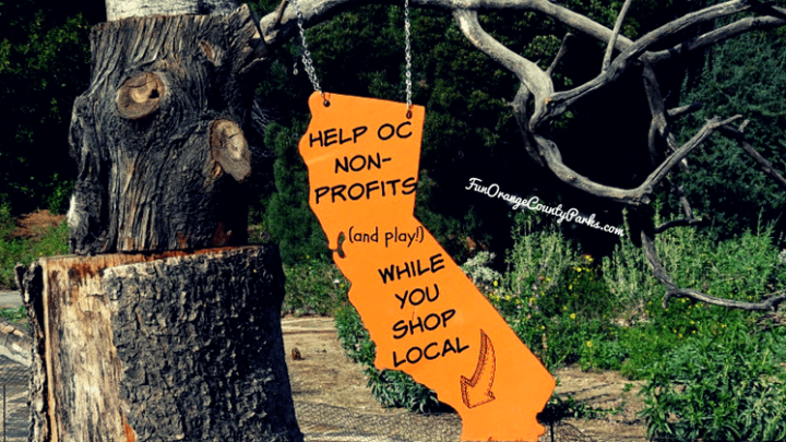 Places to Help OC Non-Profits (& Play!) While You Shop Local