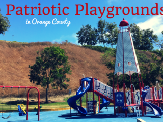 Patriotic Playgrounds in Orange County