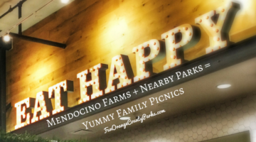 Mendocino Farms + Nearby Parks = Yummy Family Picnics