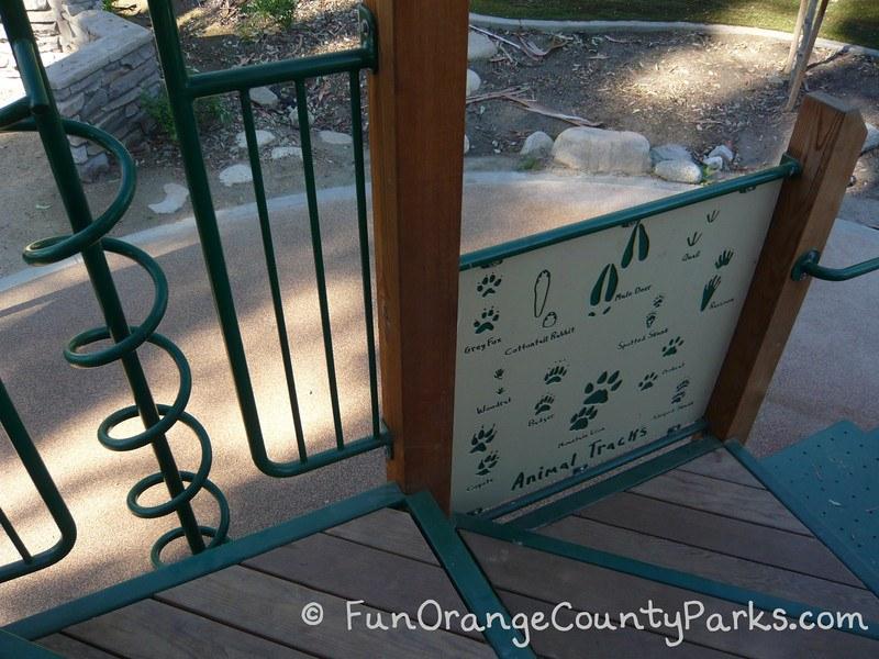 serrano creek park lake forest - interactive play panel