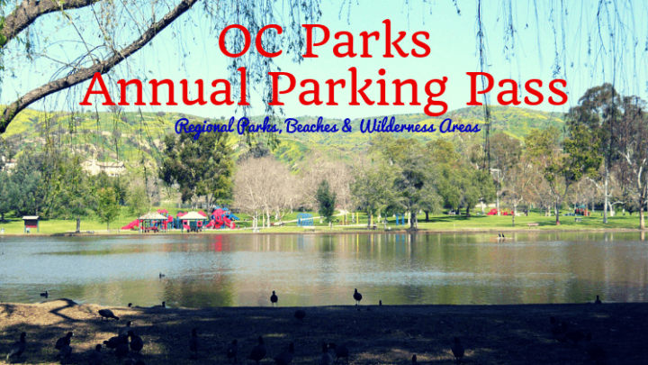 2021 OC Parks Annual Pass