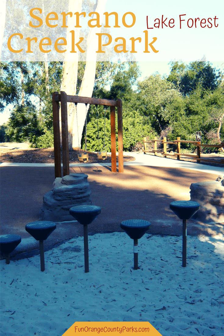 Serrano Creek Park Lake Forest