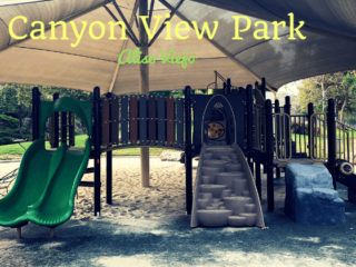 Canyon View Park Aliso Viejo
