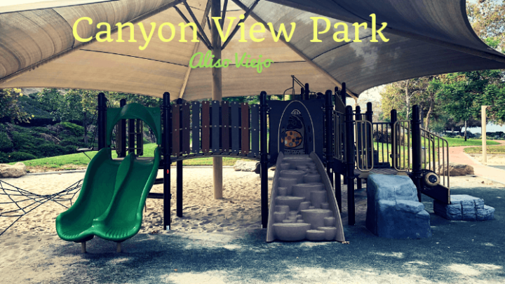 Canyon View Park in Aliso Viejo