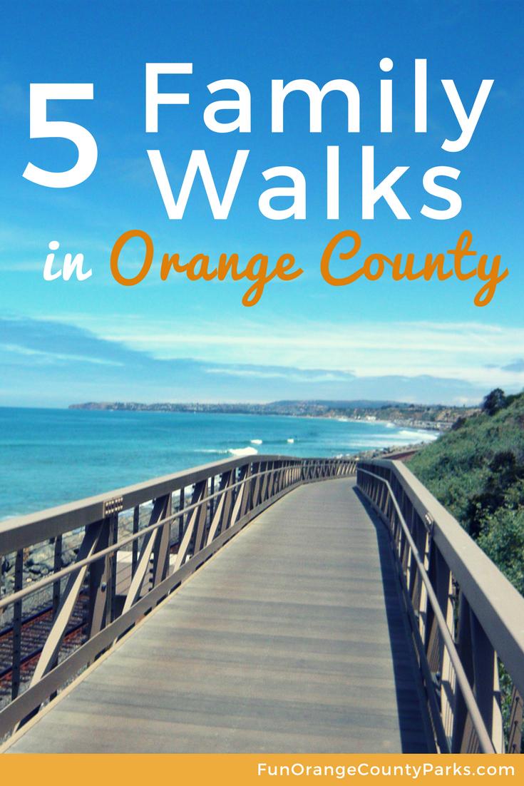 Family Walks Orange County
