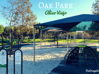 Oak Park Aliso Viejo featured photo including a view of the entire playground.