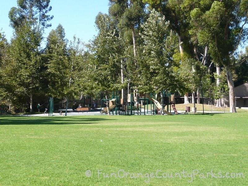 Turtle Rock Nature Center Playground view