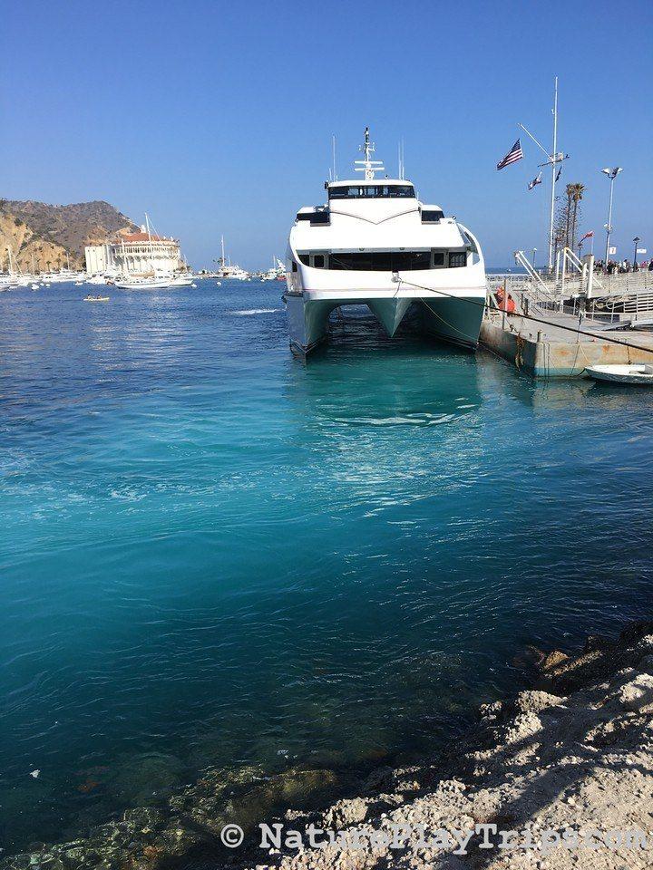 Catalina Island Ferry Tickets From Marina Del Rey