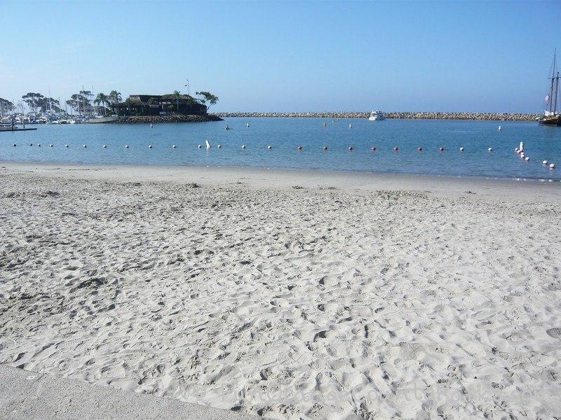 toddler beaches - baby beach in dana point