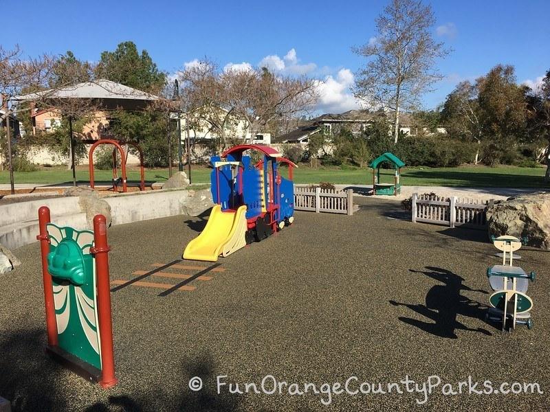 creekside park dana point - toddler playground