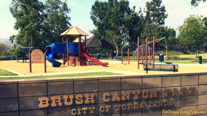 Brush Canyon Park in Yorba Linda: Dream Playground for Train Loving Kiddos