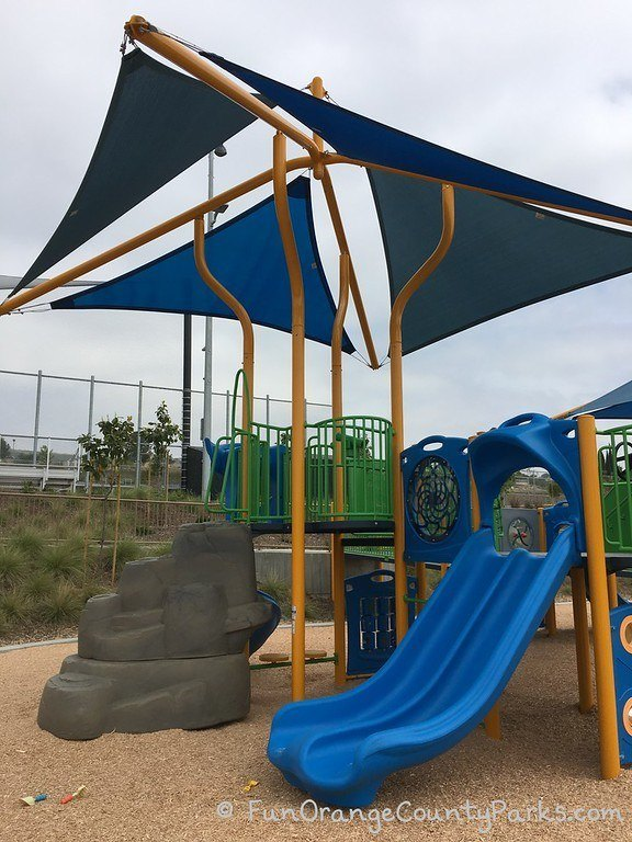 Mustang Fields Playground in Yorba Linda