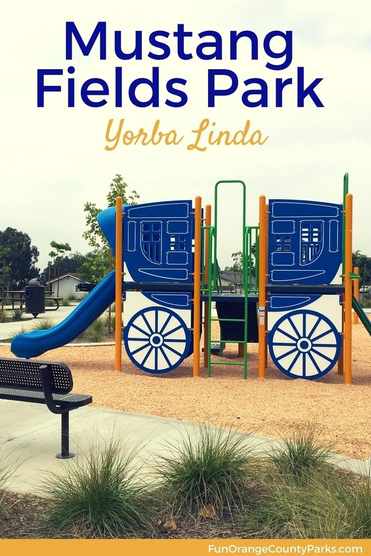 Mustang Fields Park in Yorba Linda