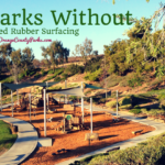 40+ Parks Without Recycled Rubber Playground Surfaces in Orange County