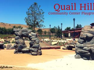 quail hill community center playground irvine